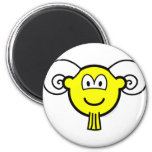 Aries buddy icon Zodiac sign  fridge_magents_magnet