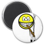 Peacepipe smile   fridge_magents_magnet