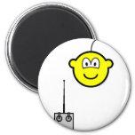 RC buddy icon remote control  fridge_magents_magnet