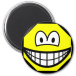 Octagon smile   fridge_magents_magnet