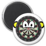 Dartboard buddy icon   fridge_magents_magnet