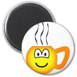 Cup emoticon Hot  fridge_magents_magnet