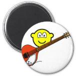 Sitar buddy icon   fridge_magents_magnet