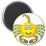 Scorpio emoticon Zodiac sign  fridge_magents_magnet