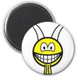 Capricorn smile Zodiac sign  fridge_magents_magnet