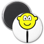 Magnifying glass buddy icon   fridge_magents_magnet