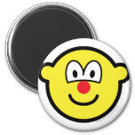 Comic relief buddy icon   fridge_magents_magnet