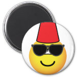 Fez emoticon   fridge_magents_magnet
