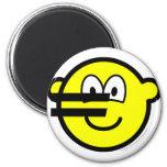 Euro symbol buddy icon   fridge_magents_magnet