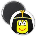 Cleopatra buddy icon   fridge_magents_magnet