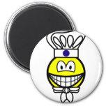 Dough boy smile   fridge_magents_magnet