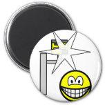 Speed camera smile Caught  fridge_magents_magnet