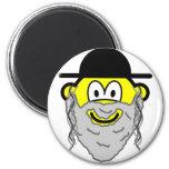 Hassidic buddy icon   fridge_magents_magnet