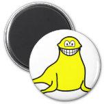 Seal smile   fridge_magents_magnet