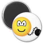 Chained emoticon   fridge_magents_magnet