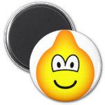 Dromedary emoticon   fridge_magents_magnet