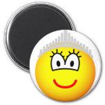 Queen emoticon   fridge_magents_magnet