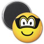 Robber emoticon   fridge_magents_magnet
