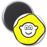 Play dough buddy icon   fridge_magents_magnet