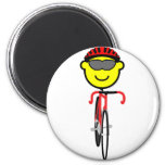 Track cycling buddy icon Olympic sport Cycling fridge_magents_magnet