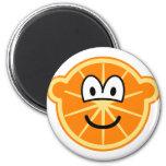 Orange buddy icon   fridge_magents_magnet