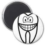 Tooth smile   fridge_magents_magnet