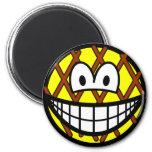 Grilled smile   fridge_magents_magnet