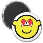 Buddy icon in love   fridge_magents_magnet