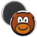 Teddy bear buddy icon   fridge_magents_magnet