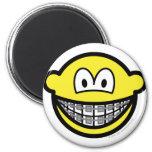 Braces buddy icon   fridge_magents_magnet