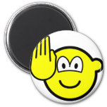 Halt buddy icon   fridge_magents_magnet