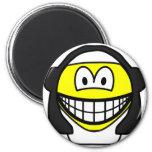 Nun smile   fridge_magents_magnet