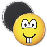 Rodent emoticon   fridge_magents_magnet