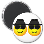 Blues Brothers emoticons   fridge_magents_magnet