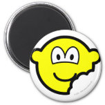 Bitten buddy icon   fridge_magents_magnet