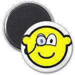 Monocle buddy icon   fridge_magents_magnet