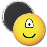 Cyclops emoticon   fridge_magents_magnet