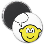 Talking buddy icon   fridge_magents_magnet