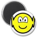 Elf buddy icon   fridge_magents_magnet