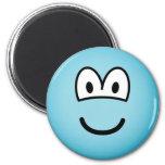 Hypothermal emoticon   fridge_magents_magnet