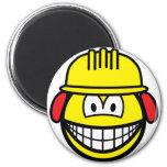 Builder smile   fridge_magents_magnet
