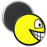 En profile smile Left  fridge_magents_magnet