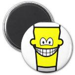 Pint of smile   fridge_magents_magnet