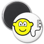 Plugged in buddy icon   fridge_magents_magnet
