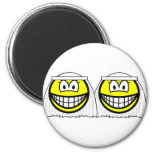 Gay Marriage smilies Female  fridge_magents_magnet