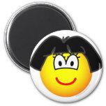 Dora emoticon   fridge_magents_magnet