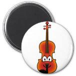 Violin emoticon   fridge_magents_magnet