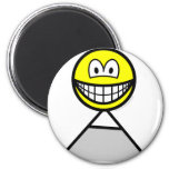 Mountaineer smile   fridge_magents_magnet