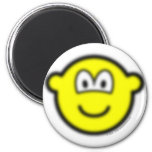 Blurry buddy icon   fridge_magents_magnet