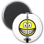 Scooter smile   fridge_magents_magnet